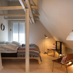 Отель Villa Terminus Норвегия, Берген - отзывы, цены и фото номеров - забронировать отель Villa Terminus онлайн комната для гостей