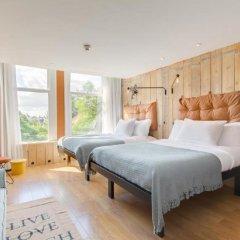 Отель Max Brown Hotel Museum Square Нидерланды, Амстердам - 3 отзыва об отеле, цены и фото номеров - забронировать отель Max Brown Hotel Museum Square онлайн комната для гостей фото 3