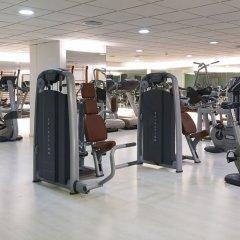 Hesperia Sant Just Hotel фитнесс-зал фото 4