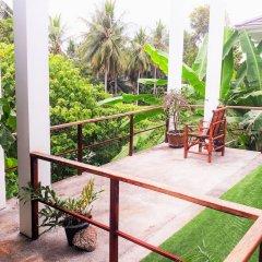 Отель Chaweng Modern Таиланд, Самуи - отзывы, цены и фото номеров - забронировать отель Chaweng Modern онлайн балкон