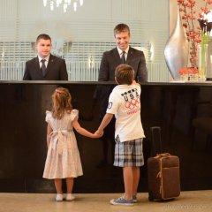 Hotel De Russie интерьер отеля