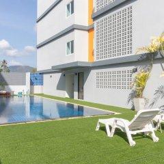 Отель Carpio Hotel Phuket Таиланд, Пхукет - отзывы, цены и фото номеров - забронировать отель Carpio Hotel Phuket онлайн бассейн фото 2