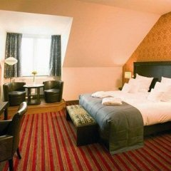 Grand Hotel Amrath Amsterdam 5* Номер Делюкс с различными типами кроватей фото 2