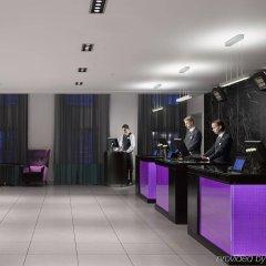 Radisson Blu Hotel, Edinburgh City Centre Эдинбург интерьер отеля
