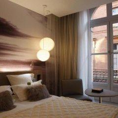 Отель Le Grand Balcon Hotel Франция, Тулуза - отзывы, цены и фото номеров - забронировать отель Le Grand Balcon Hotel онлайн комната для гостей
