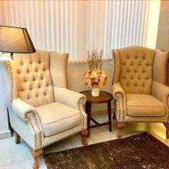 Отель Avatar Residence Бангкок интерьер отеля фото 3