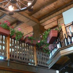 Отель Adjev Han Hotel Болгария, Сандански - отзывы, цены и фото номеров - забронировать отель Adjev Han Hotel онлайн балкон