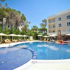 Отель Sandy Beach Resort Албания, Голем - отзывы, цены и фото номеров - забронировать отель Sandy Beach Resort онлайн фото 14