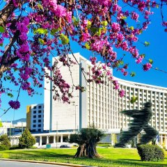 Отель Hilton Athens Греция, Афины - отзывы, цены и фото номеров - забронировать отель Hilton Athens онлайн детские мероприятия