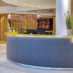 Radisson Blu Hotel Oslo Alna интерьер отеля
