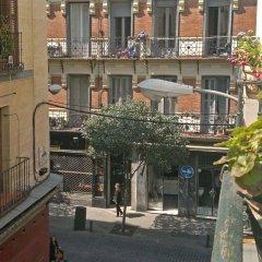 Отель Hostal San Antonio балкон