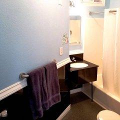 Отель USA Hostels San Francisco ванная