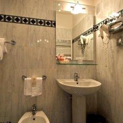 Отель Albergo Bel Sito e Berlino ванная фото 2