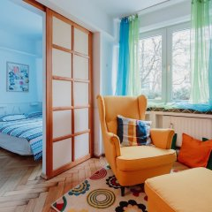 Апартаменты Heart of Warsaw II apartment детские мероприятия