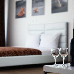 Отель Sky View Luxury Apartments Черногория, Будва - отзывы, цены и фото номеров - забронировать отель Sky View Luxury Apartments онлайн комната для гостей фото 2