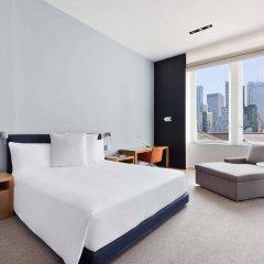 Отель Andaz 5th Avenue США, Нью-Йорк - отзывы, цены и фото номеров - забронировать отель Andaz 5th Avenue онлайн комната для гостей фото 5