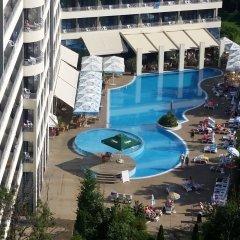 Отель Globus - Half Board Болгария, Солнечный берег - отзывы, цены и фото номеров - забронировать отель Globus - Half Board онлайн балкон