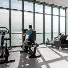 Гостиница Pullman Sochi Centre в Сочи 7 отзывов об отеле, цены и фото номеров - забронировать гостиницу Pullman Sochi Centre онлайн фитнесс-зал фото 2