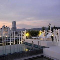 Raha Grand Hotel Пхукет балкон