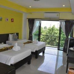 Отель UD Pattaya комната для гостей фото 3