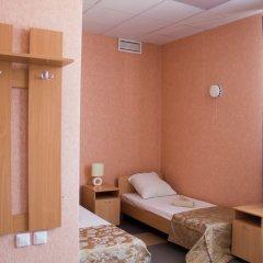 Hotel Kurgan Петрозаводск комната для гостей фото 4