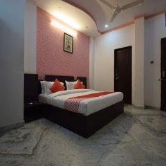 Отель OYO 19789 Kiran Palace сейф в номере
