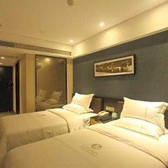 Отель Insail Hotels (Huanshi Road Taojin Metro Station Guangzhou ) комната для гостей фото 2