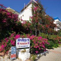 Отель Aphrodite Pansiyon Каш фото 11