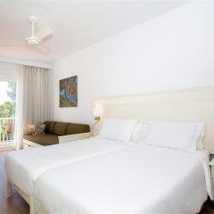 Hotel Castell dels Hams комната для гостей фото 5