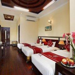 Отель Hanoi Posh Hotel Вьетнам, Ханой - отзывы, цены и фото номеров - забронировать отель Hanoi Posh Hotel онлайн комната для гостей фото 3