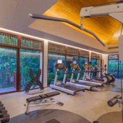 Отель Vana Belle, A Luxury Collection Resort, Koh Samui фитнесс-зал фото 4