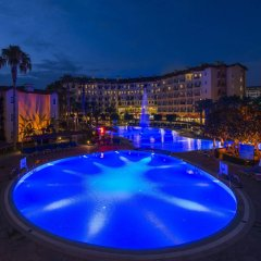 Miramare Queen Hotel Турция, Сиде - 1 отзыв об отеле, цены и фото номеров - забронировать отель Miramare Queen Hotel - All Inclusive онлайн бассейн