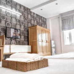 Апартаменты Luxury Apartment Хошимин комната для гостей фото 2