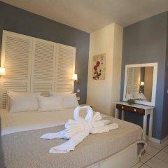 Отель Magdalena Греция, Пефкохори - отзывы, цены и фото номеров - забронировать отель Magdalena онлайн комната для гостей фото 5
