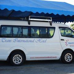 Отель Trans International Hotel Фиджи, Вити-Леву - отзывы, цены и фото номеров - забронировать отель Trans International Hotel онлайн городской автобус