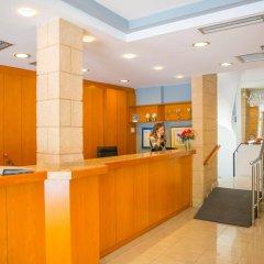 Отель Astron Hotel Rhodes Греция, Родос - отзывы, цены и фото номеров - забронировать отель Astron Hotel Rhodes онлайн интерьер отеля фото 3