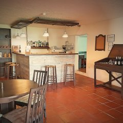 Отель Casa do Alto гостиничный бар