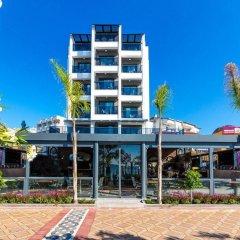 Aurasia Beach Hotel Турция, Мармарис - отзывы, цены и фото номеров - забронировать отель Aurasia Beach Hotel онлайн спортивное сооружение