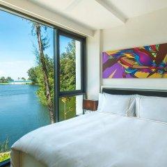 Отель Cassia Phuket 4* Люкс с различными типами кроватей