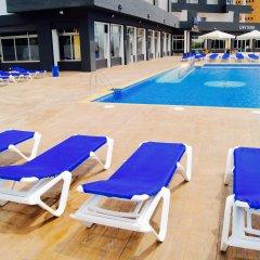 Отель Port Europa бассейн фото 2