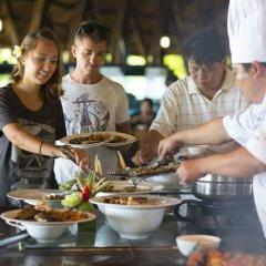 Отель MerPerle Hon Tam Resort гостиничный бар