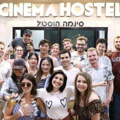 Cinema Hostel Jerusalem Иерусалим помещение для мероприятий фото 2