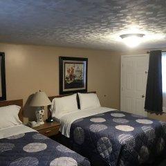 Отель Moonlite Motel США, Ниагара-Фолс - отзывы, цены и фото номеров - забронировать отель Moonlite Motel онлайн сейф в номере