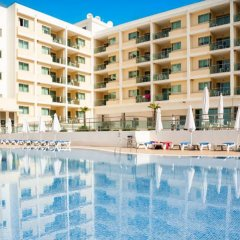 Hotel Apartamento Dunamar бассейн фото 3