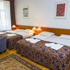 Отель ABE Прага комната для гостей фото 16