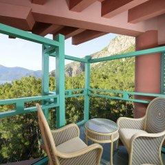 Sentido Lykia Resort & Spa Турция, Олудениз - отзывы, цены и фото номеров - забронировать отель Sentido Lykia Resort & Spa - All Inclusive - Adults Only онлайн балкон