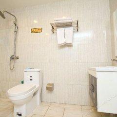 Отель Lidu Business Hotel Китай, Сиань - отзывы, цены и фото номеров - забронировать отель Lidu Business Hotel онлайн ванная фото 2