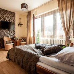 Отель Willa Cztery Strony Świata Закопане комната для гостей фото 3