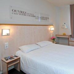 Отель Kyriad Hotel Lyon Centre Croix Rousse Франция, Лион - отзывы, цены и фото номеров - забронировать отель Kyriad Hotel Lyon Centre Croix Rousse онлайн комната для гостей фото 3