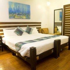Отель Soffia Boracay Филиппины, остров Боракай - отзывы, цены и фото номеров - забронировать отель Soffia Boracay онлайн комната для гостей фото 2